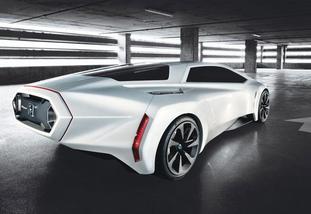Future Cars: Not Just A Honda